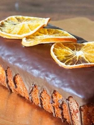 Plumcake Cioccolato e Arancia